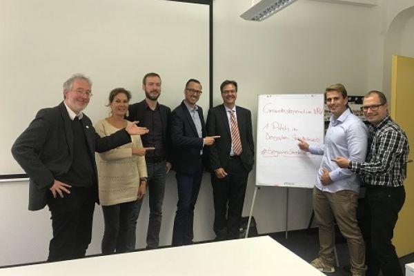 Jurymitglieder des Netzwerks (Quelle: IHK Wuppertal-Solingen-Remscheid)