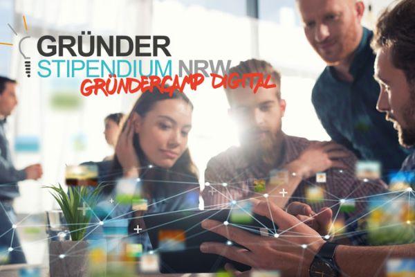 Visual GründercampNRWDigital