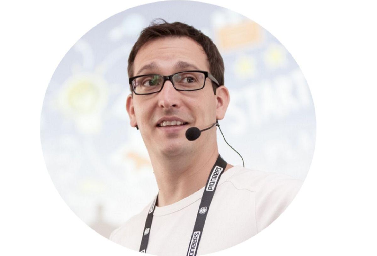 Torsten Jensen, Vorsitzender des NRW-Startup-Verbandes NRWalley e.V.