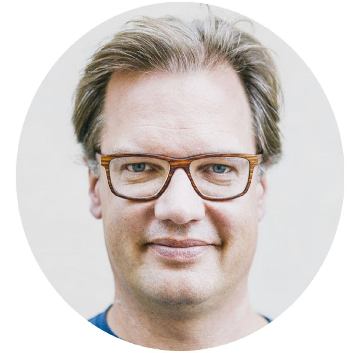 Oliver Thylmann, Mitgründer des Start-ups Giant Swarm