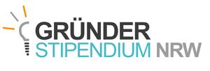 Gründerstipendium Logo